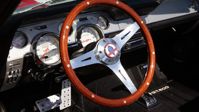 1967 Ford Mustang Convertible Shelby EXP 500 Replica presented as lot F301 at Kissimmee, FL 2013 - image7