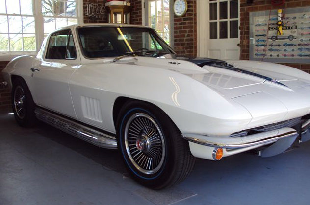 1967 Chevrolet Corvette Coupe 427/435 HP, 4-Speed, NCRS Top Flight presented as lot F310 at Kissimmee, FL 2013 - image11