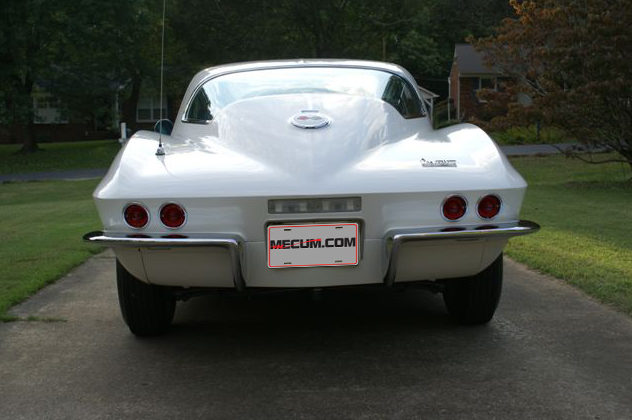 1967 Chevrolet Corvette Coupe 427/435 HP, 4-Speed, NCRS Top Flight presented as lot F310 at Kissimmee, FL 2013 - image2