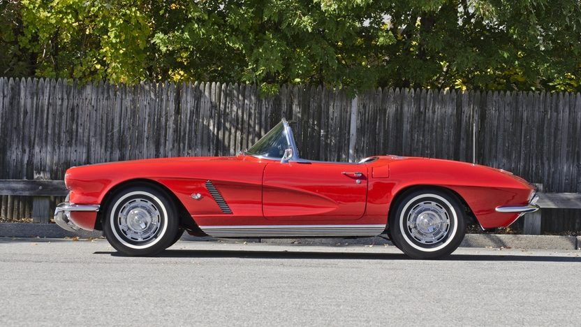 1962 Chevrolet Corvette Convertible 327 CI, 4-Speed presented as lot F314 at Kissimmee, FL 2013 - image12