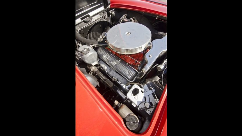 1962 Chevrolet Corvette Convertible 327 CI, 4-Speed presented as lot F314 at Kissimmee, FL 2013 - image8