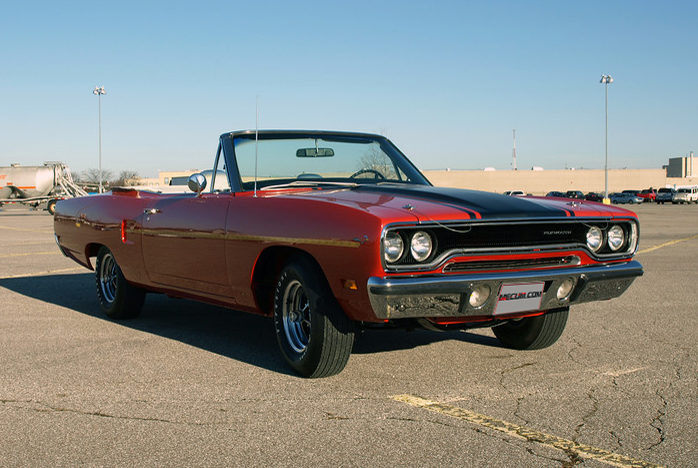 1970 Plymouth Road Runner Convertible 383 CI, Frame-off Restoration presented as lot F336 at Kissimmee, FL 2013 - image11