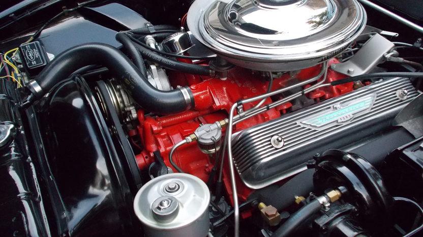 1957 Ford Thunderbird Convertible 312 CI, Custom Interior presented as lot S5 at Kissimmee, FL 2013 - image5