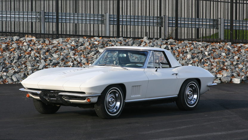 1967 Chevrolet Corvette Convertible 327 CI, Automatic presented as lot S21 at Kissimmee, FL 2013 - image6