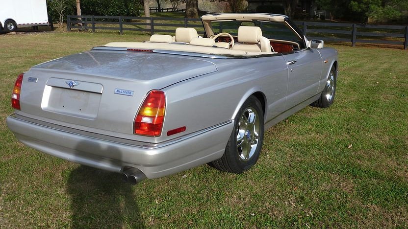 2001 Bentley Azure Convertible 6.75/620 HP, Automatic presented as lot S27 at Kissimmee, FL 2013 - image3