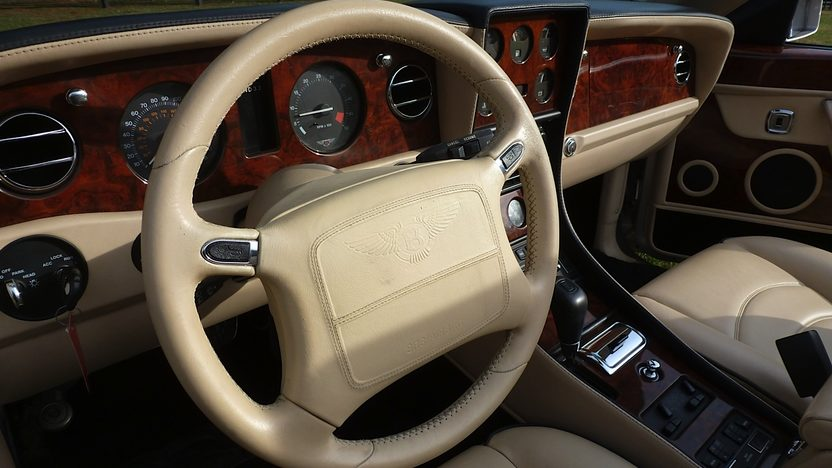 2001 Bentley Azure Convertible 6.75/620 HP, Automatic presented as lot S27 at Kissimmee, FL 2013 - image5