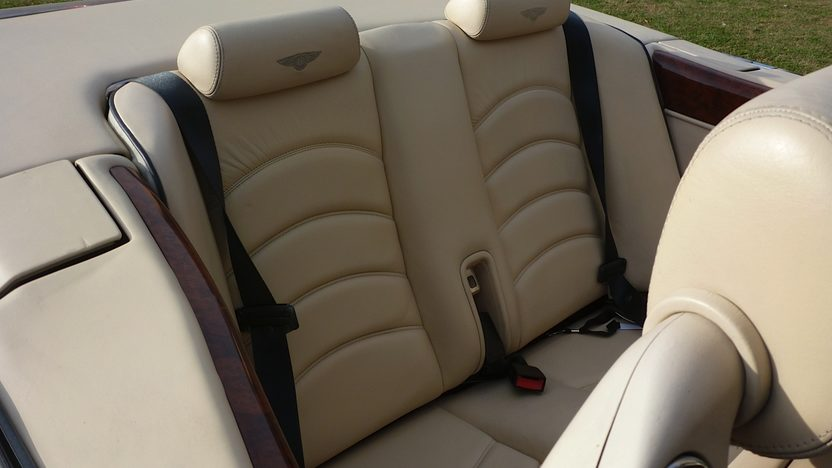 2001 Bentley Azure Convertible 6.75/620 HP, Automatic presented as lot S27 at Kissimmee, FL 2013 - image6