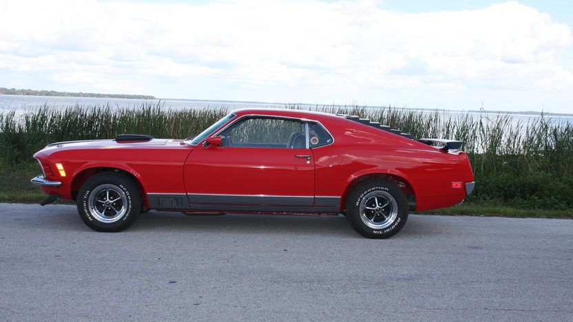 1970 Ford Mustang Mach 1 428 CJ, Automatic presented as lot S38 at Kissimmee, FL 2013 - image6