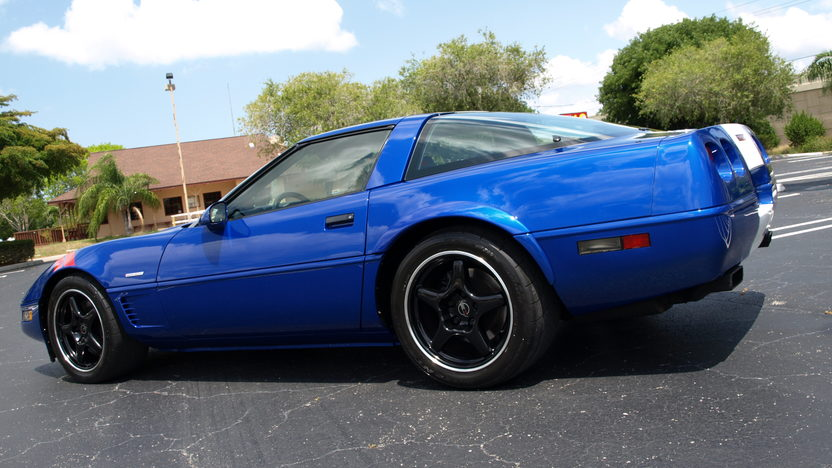 1996 Chevrolet Corvette Grand Sport 505 HP, 6-Speed presented as lot S42 at Kissimmee, FL 2013 - image2