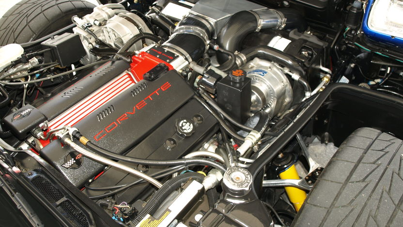 1996 Chevrolet Corvette Grand Sport 505 HP, 6-Speed presented as lot S42 at Kissimmee, FL 2013 - image5