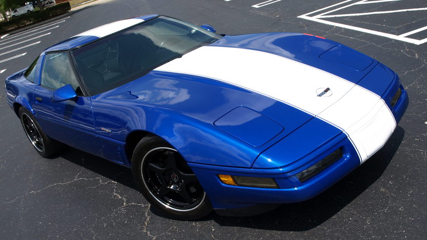 1996 Chevrolet Corvette Grand Sport 505 HP, 6-Speed presented as lot S42 at Kissimmee, FL 2013 - image7