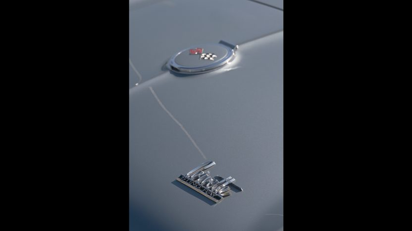 1967 Chevrolet COPO Corvette Convertible 427/390 HP, 4-Speed, Tank Sticker presented as lot S109 at Kissimmee, FL 2013 - image4