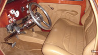 1941 Willys Gasser Coupe Donovan 1100 HP Engine presented as lot S57 at Kissimmee, FL 2013 - thumbail image4