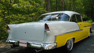 1955 Chevrolet Bel Air Hardtop Rotisserie Restoration presented as lot S63 at Kissimmee, FL 2013 - thumbail image2