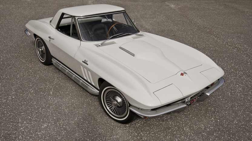 1965 Chevrolet Corvette Convertible 396/425 HP, Bloomington Gold Benchmark presented as lot S66 at Kissimmee, FL 2013 - image12