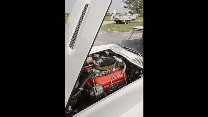 1965 Chevrolet Corvette Convertible 396/425 HP, Bloomington Gold Benchmark presented as lot S66 at Kissimmee, FL 2013 - image7