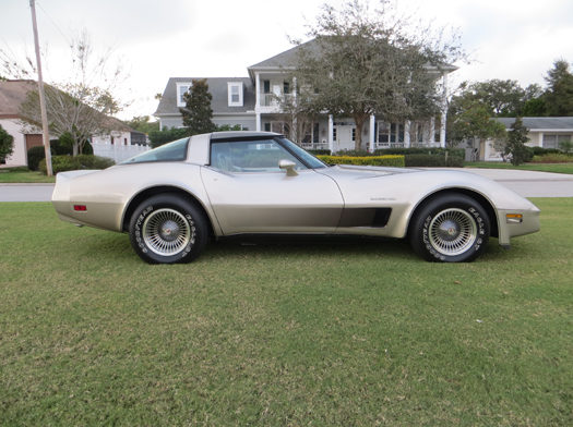 1982 Chevrolet Corvette Collector Edition 14,000 Miles, Bloomington Gold Certified presented as lot S79 at Kissimmee, FL 2013 - image11