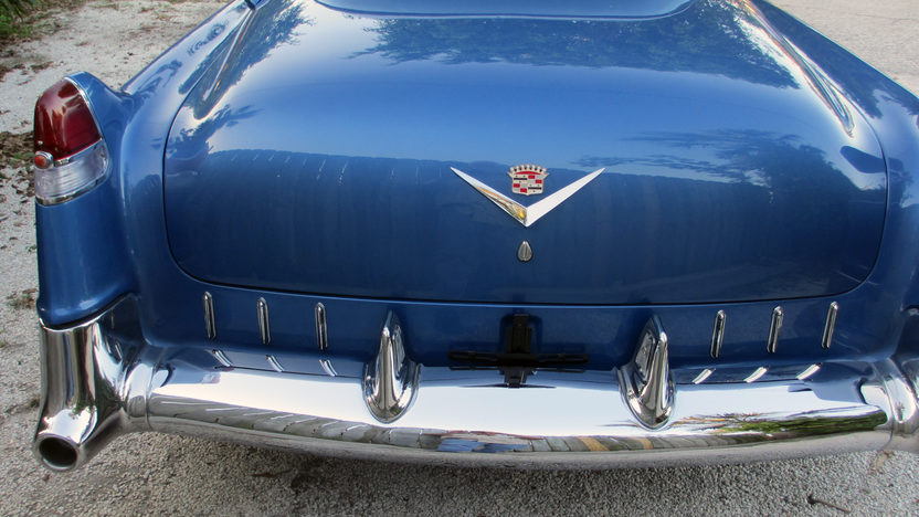 1955 Cadillac Coupe Deville Resto Mod LS2/400 HP, 6-Speed presented as lot S81 at Kissimmee, FL 2013 - image2