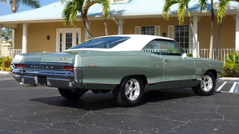 1965 Pontiac Catalina 2+2 421 CI, Automatic presented as lot S92 at Kissimmee, FL 2013 - image3