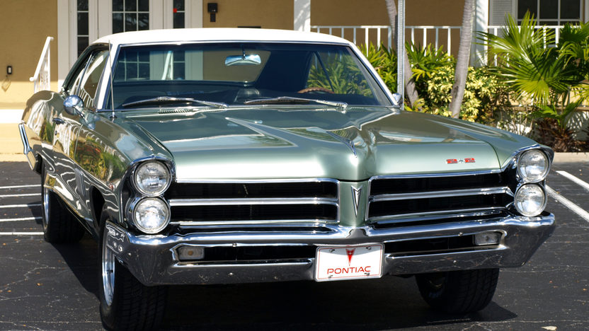 1965 Pontiac Catalina 2+2 421 CI, Automatic presented as lot S92 at Kissimmee, FL 2013 - image8