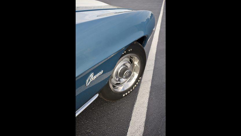1969 Chevrolet Camaro Z28 JL8 Brakes, Cross Ram Dual Quads presented as lot S98 at Kissimmee, FL 2013 - image10