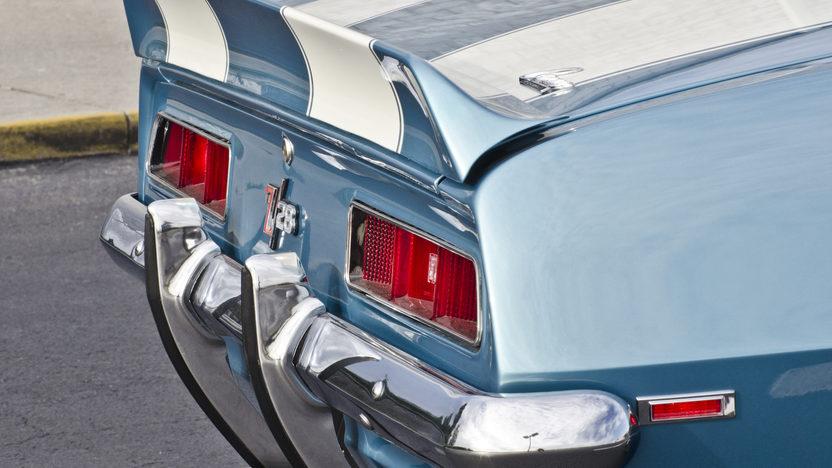 1969 Chevrolet Camaro Z28 JL8 Brakes, Cross Ram Dual Quads presented as lot S98 at Kissimmee, FL 2013 - image11