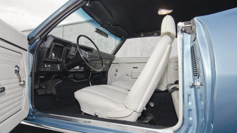 1969 Chevrolet Camaro Z28 JL8 Brakes, Cross Ram Dual Quads presented as lot S98 at Kissimmee, FL 2013 - image4