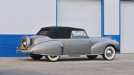 1941 Lincoln Continental Cabriolet V-12, AACA Award Winner presented as lot S110 at Kissimmee, FL 2013 - thumbail image2