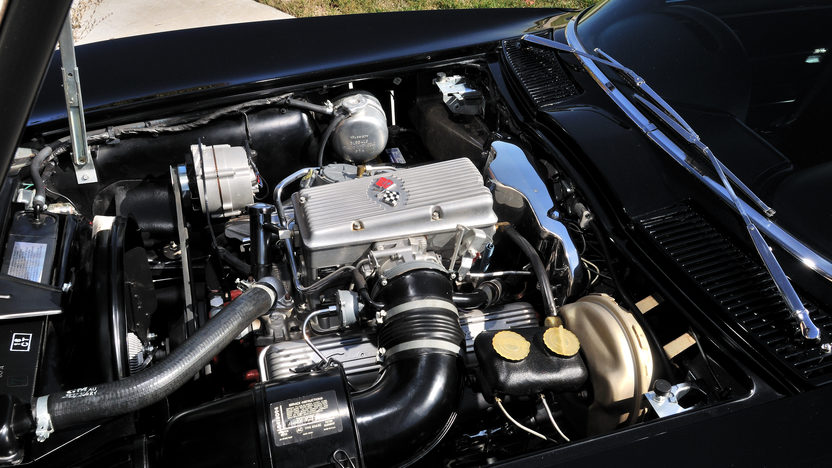 1965 Chevrolet Corvette Big Tank Coupe 327/375 HP, NCRS Duntov Award presented as lot S118 at Kissimmee, FL 2013 - image8