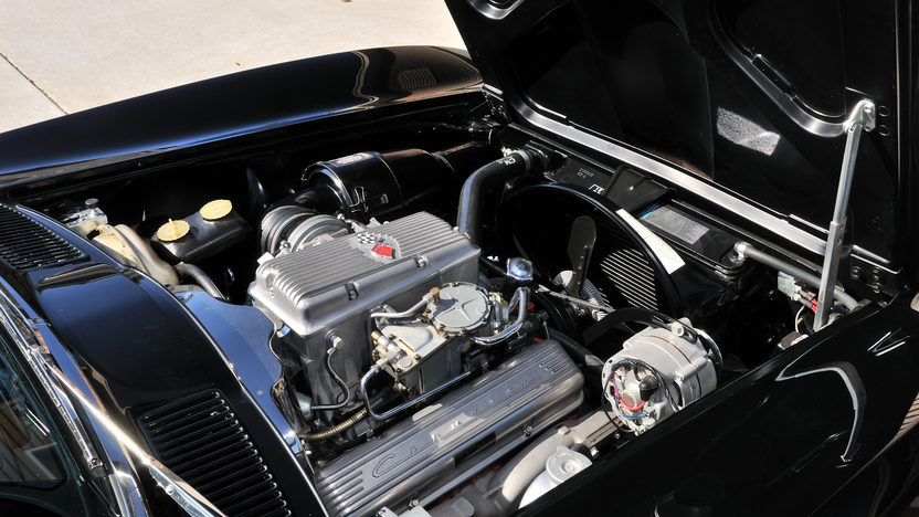 1965 Chevrolet Corvette Big Tank Coupe 327/375 HP, NCRS Duntov Award presented as lot S118 at Kissimmee, FL 2013 - image9