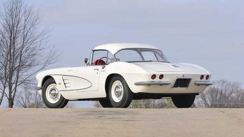1961 Chevrolet Corvette Big Brake Tanker 283/315 HP, Triple Crown presented as lot S122 at Kissimmee, FL 2013 - image2