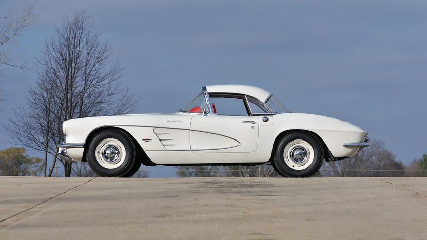 1961 Chevrolet Corvette Big Brake Tanker 283/315 HP, Triple Crown presented as lot S122 at Kissimmee, FL 2013 - image3