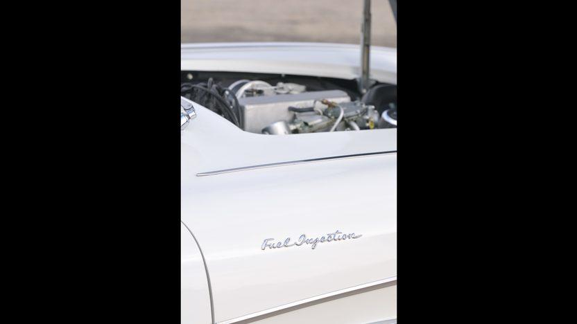1961 Chevrolet Corvette Big Brake Tanker 283/315 HP, Triple Crown presented as lot S122 at Kissimmee, FL 2013 - image6