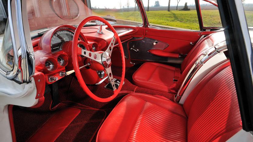 1961 Chevrolet Corvette Big Brake Tanker 283/315 HP, Triple Crown presented as lot S122 at Kissimmee, FL 2013 - image8