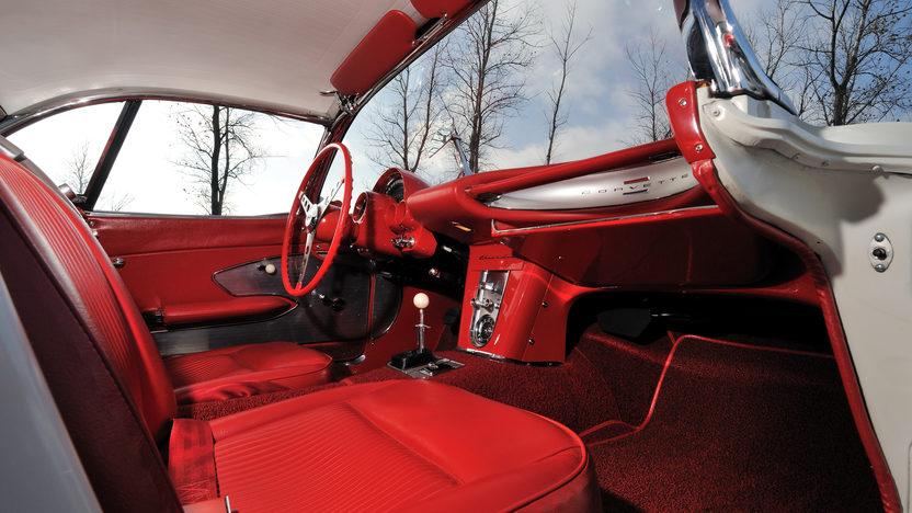 1961 Chevrolet Corvette Big Brake Tanker 283/315 HP, Triple Crown presented as lot S122 at Kissimmee, FL 2013 - image9