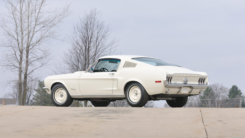1968 Ford Mustang Lightweight 428/335 HP, Tasca Car presented as lot S124 at Kissimmee, FL 2013 - image2