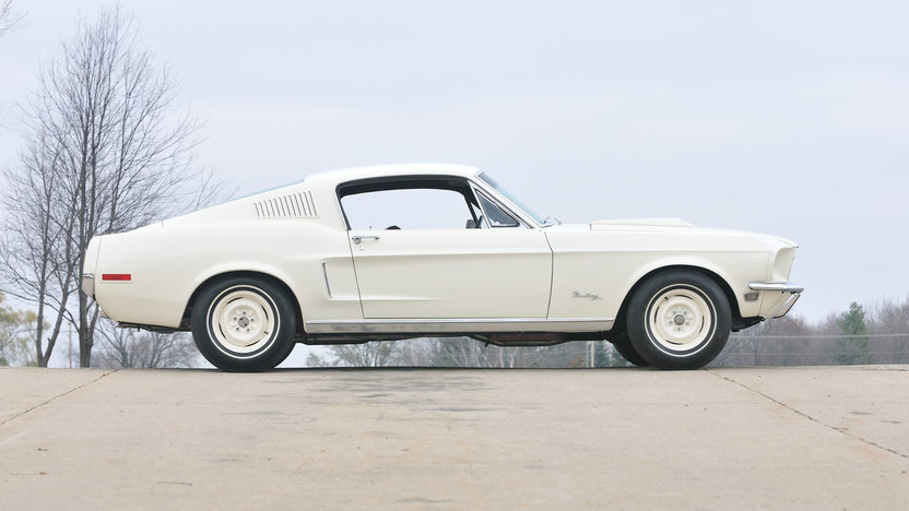 1968 Ford Mustang Lightweight 428/335 HP, Tasca Car presented as lot S124 at Kissimmee, FL 2013 - image3