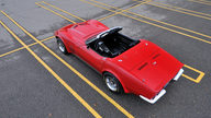 1972 Chevrolet Corvette LT1 Convertible 4-Speed, Factory Air, NCRS Top Flight presented as lot S125 at Kissimmee, FL 2013 - thumbail image10
