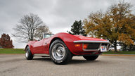 1972 Chevrolet Corvette LT1 Convertible 4-Speed, Factory Air, NCRS Top Flight presented as lot S125 at Kissimmee, FL 2013 - thumbail image12