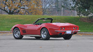 1972 Chevrolet Corvette LT1 Convertible 4-Speed, Factory Air, NCRS Top Flight presented as lot S125 at Kissimmee, FL 2013 - thumbail image2