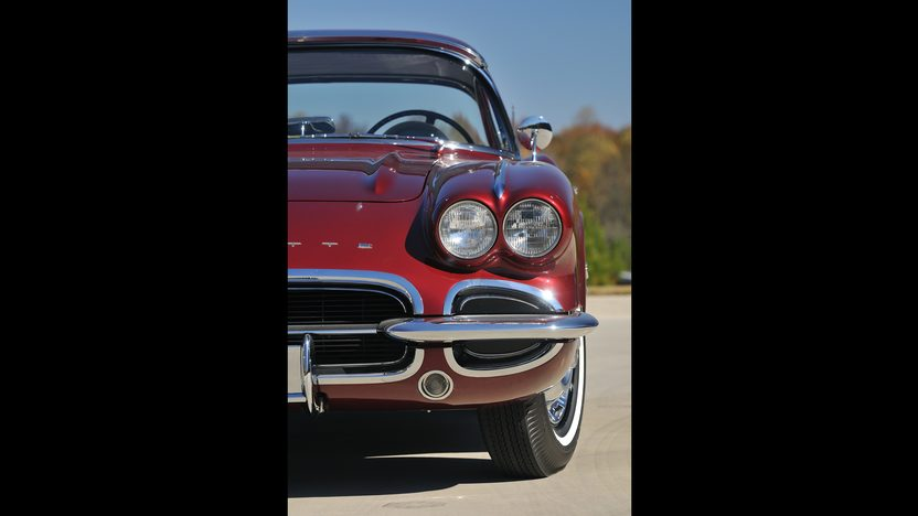 1962 Chevrolet Corvette Convertible 327/360 HP, 4-Speed presented as lot S126 at Kissimmee, FL 2013 - image11