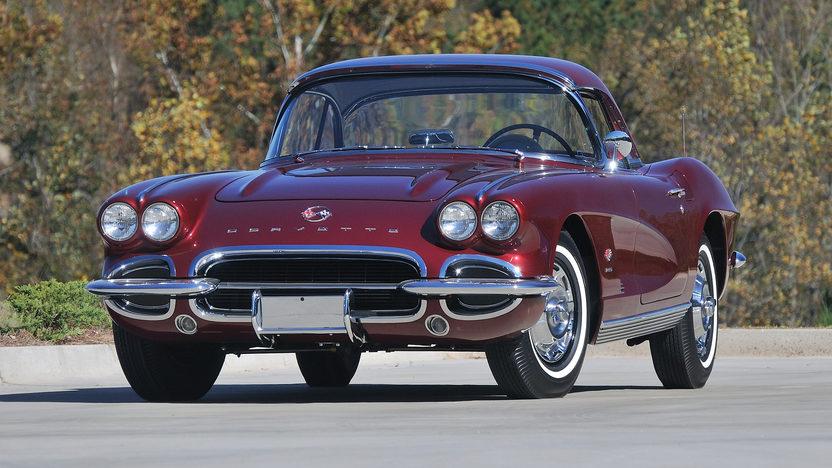 1962 Chevrolet Corvette Convertible 327/360 HP, 4-Speed presented as lot S126 at Kissimmee, FL 2013 - image12