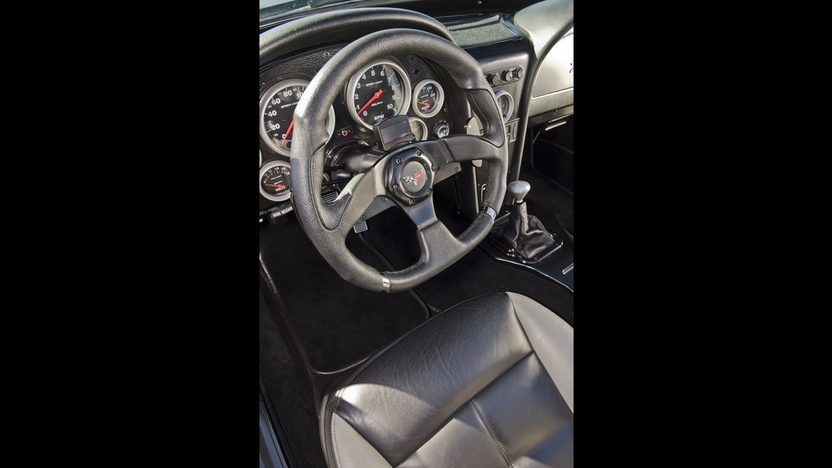 1965 Chevrolet Corvette Resto Mod LS7/505 HP, Automatic presented as lot S130 at Kissimmee, FL 2013 - image4