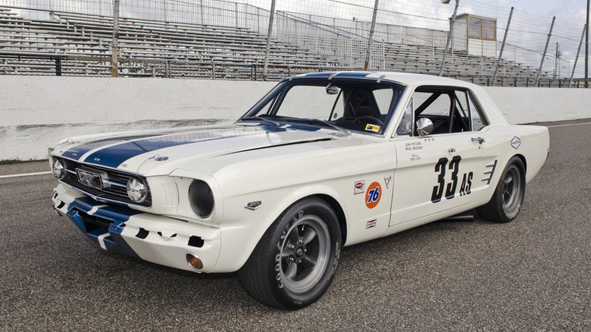 1966 Ford Mustang SCCA Group 2 A/Sedan Racer