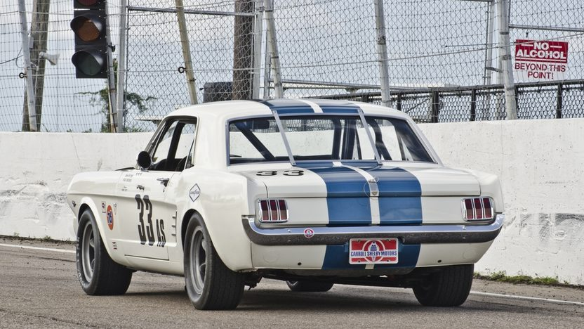 1966 Ford Mustang SCCA Group 2 A/Sedan Racer #12 of Only 16 Produced presented as lot S132 at Kissimmee, FL 2013 - image11