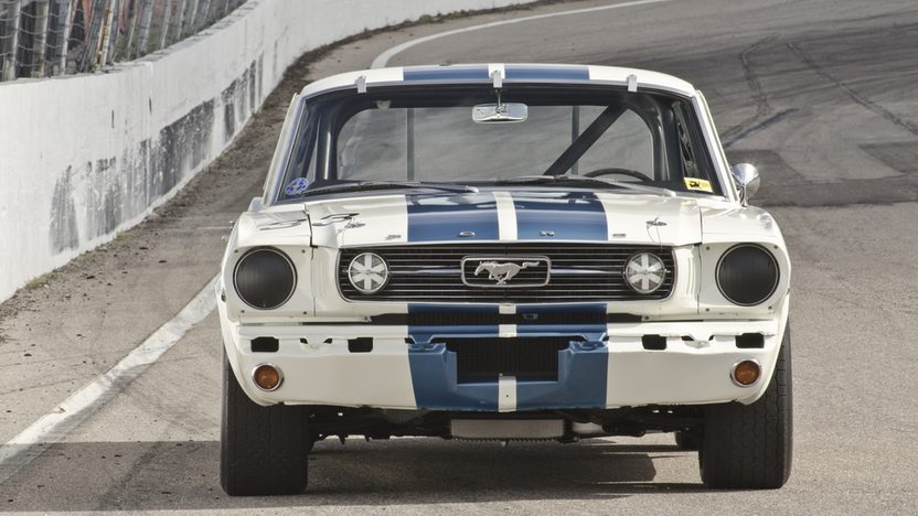 1966 Ford Mustang SCCA Group 2 A/Sedan Racer #12 of Only 16 Produced presented as lot S132 at Kissimmee, FL 2013 - image3
