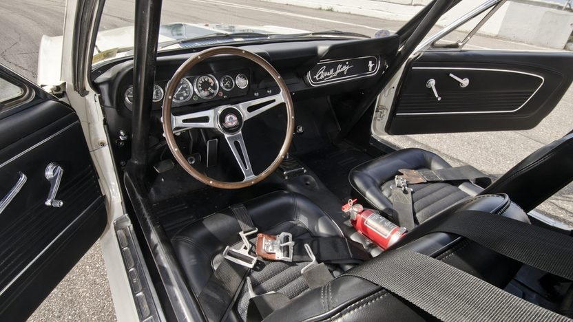 1966 Ford Mustang SCCA Group 2 A/Sedan Racer #12 of Only 16 Produced presented as lot S132 at Kissimmee, FL 2013 - image4
