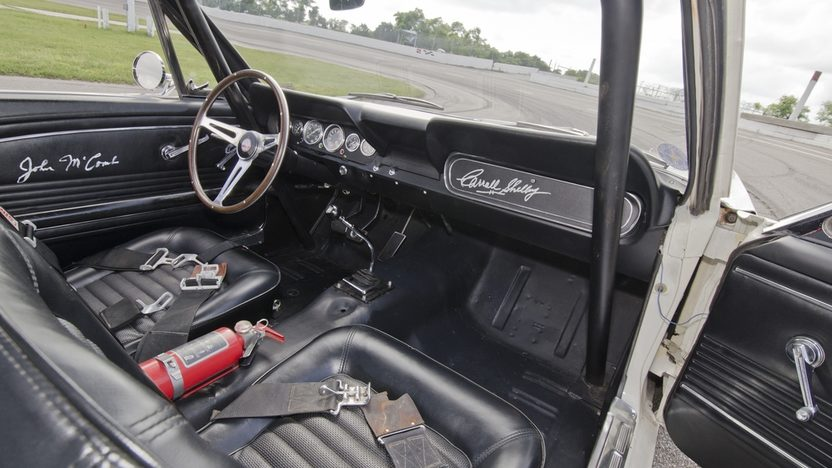 1966 Ford Mustang SCCA Group 2 A/Sedan Racer #12 of Only 16 Produced presented as lot S132 at Kissimmee, FL 2013 - image5