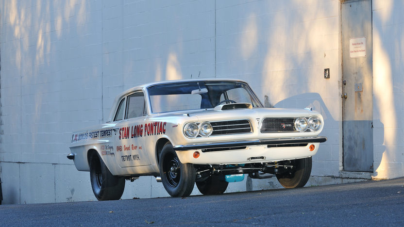 1963 Pontiac Tempest Lemans 421 Super Duty, 1 of 6 Produced presented as lot S137 at Kissimmee, FL 2013 - image12