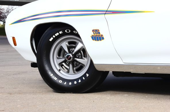 1970 Pontiac GTO Judge Hardtop 400/366 HP, 4-Speed, Well Documented presented as lot S152 at Kissimmee, FL 2013 - image12